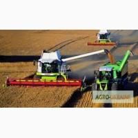 Требуются комбайны на уборку ранних зерновых