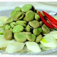 Продам зеленые бобы конские (овощные) в стручках, Киевская обл