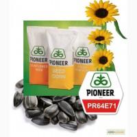Семена подсолнечника Пионер PR64E71