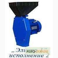 Зернодробилка крупорушка Эликор 1 исп.2 ( зерно)