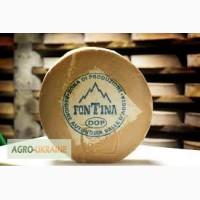 Итальянский сыр Fontina