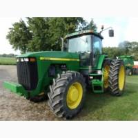 5039 м.ч. трактор из США - John Deere 8200 (180-200 л.с.)