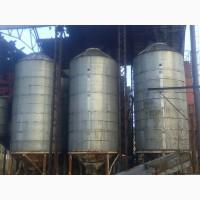 Бункер для хранения зерна, Воложин