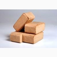 Продам брикети типу РУФ з букової тирси
