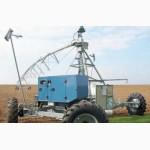 Дождевальная консольная машина Otech Towable pivot on wheels
