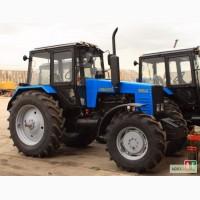 Новый трактор колесный МТЗ 1221.2 сдам в аренду под 3%