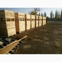 Деревянные ящики, ящики, контейнеры, евроконтейнеры
