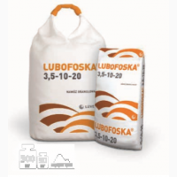 Lubofoska NPK (Ca, S) 3, 5-10-20-(12, 5-25, 5), ГРАНУЛЬОВАНЕ