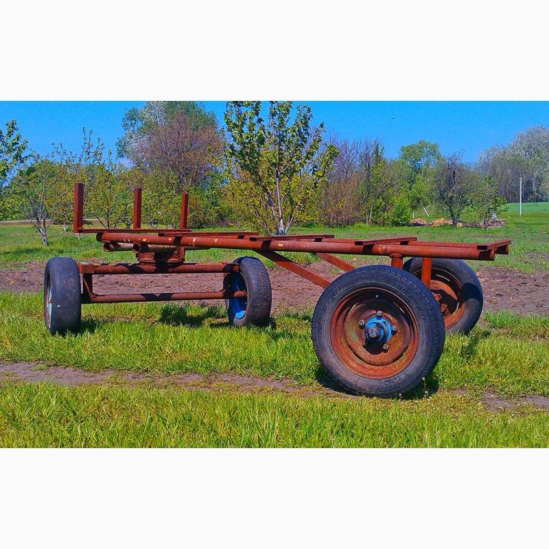 поворотный механизм тракторной телеги фото хотели