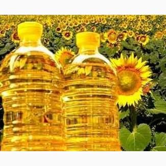 Подсолнечное масло рафинированное, нерафинированное куплю