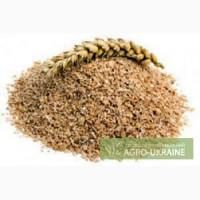 Отруби пшеничные (не гранулированные) оптом