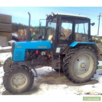 Продам трактор Беларус- 1025