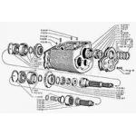 Продам ходоуменьшитель, реверс-редуктор ДТ-75 запчасти к ним в широком ассортименте