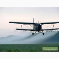 Авіахімічні роботи з внесення гербіцидів літаками Ан-2
