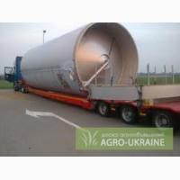 Негабаритные перевозки Тернополь, услуги трала, перевозка негабаритных грузов