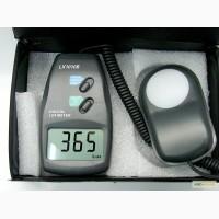 Люксметр цифровой с выносным датчиком LX1010B (1-50000 Lx) Выбор диапазона измерений
