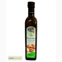 Продукты Италии. Масло фисташковое