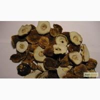 Продам сушеный белый гриб шапочка