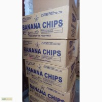 Бананові чіпси (6, 800кг) Philippines