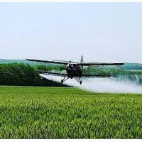 Обработка полей авиацией