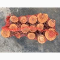 Дрова фруктовые в сетках по 10кг