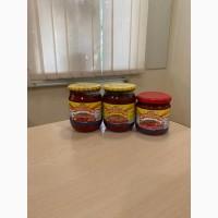 Продам пасту томатну власного виробницва в банках 0, 5л