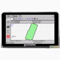 ГеоМетр S5 new - Прибор для точного измерения площади полей