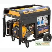 Sadko GPS-8000E бензиновый генератор с электростартером