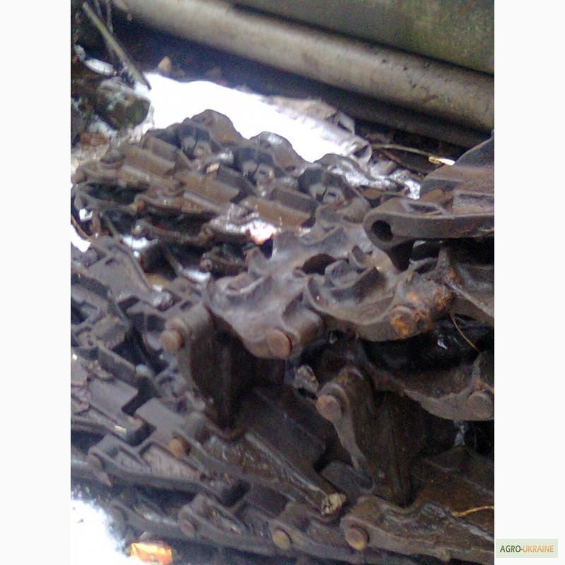 Каталог резиновых гусениц для спецтехники и экскаваторов