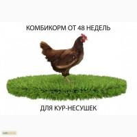 Комбикорм для кур-несушек Фаза-2 ООО ТД ТОРМИКС