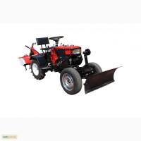 Комплект для переоборудования мотоблока в трактор