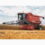 Уборка зерновых Киев, аренда комбайнов на уборку урожая, услуги уборки зерна комбайнами