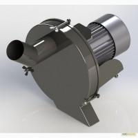 Траворезка (сечкарня) электрическая ЛАН-7, 1.5 кВт, 120 кг/ч