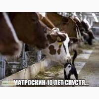 Предприятие покупает фермерское молоко с НДС и молоко от населения у ЧП постоянно
