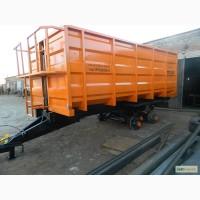 Напівпричеп тракторний самосвальний(зерновоз) НСТ-12, НТС-16