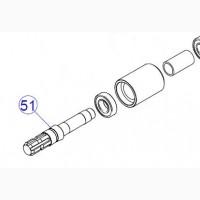 40206121 Вал привода турбины сеялка МатерМак