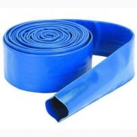 Оптовые продажи ПВХ-воды Гибкая труба Layflat с пластмассовым покрытием