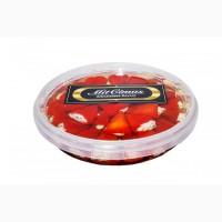 Перец Кабанаки красный фаршированный сыром «Фета» 1, 0 л