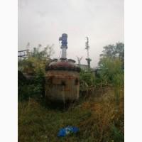 Продам реактора нержавеющие/эмалированные от 1 м.куб. до 25 м.куб