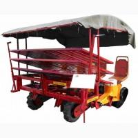 Продам рассадопосадочную машину МРП-2