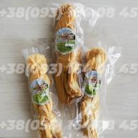 Сыр сулугуни от производителя (косичка, палочка, нить, копченая)