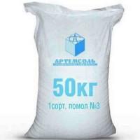 Соль пищевая помол 3 в мешках по 50 кг