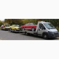 Евакуатор - перевезення автомобільного транспорту
