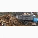 Продаются дрова дубовые сухие колотые с доставкой