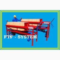 Фильтр растительных масел (подсолнух, соя, кукуруза, лен и т.п.). FTF - system