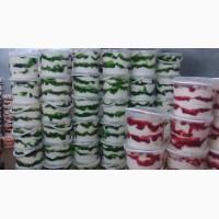 ООО Харьковский молочный завод реализует молочную продукцию в ассортименте