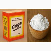 Сода пищевая (Натрий двууглекислый)