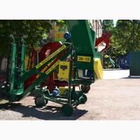 Зернометатель/зернопогрузчик самопередвижной ЗМ-100