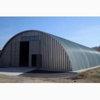 Строительство ангаров и складских строений