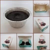 Фондан! Шоколадный лава кейк! Lava cake